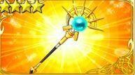 """【ティア 星4 武器】「ブルークリスタルロッド」のステータスと評価 入手方法"""""""