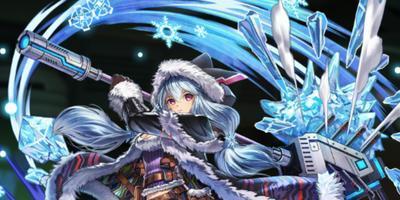 """【武器よさらば】[結晶せし氷]マフユ(星5)の評価とステータス"""""""
