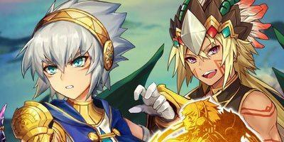 """【ドラゴン騎士団(ドラ騎士)】新作スマホゲーム「ドラゴン騎士団」がリリース開始"""""""
