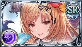 """【グラブル】水着オリヴィエ(SR)の評価とステータス"""""""