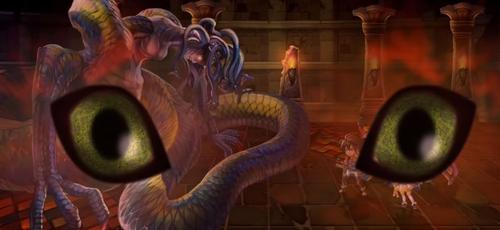 「天蓋の塔と幽冥の魔女」のボス
