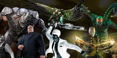 """【スパイダーマン(PS4)】「ヴィラン(ボス)」の攻略と一覧"""""""
