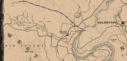 ワトソンの山小屋 マップ