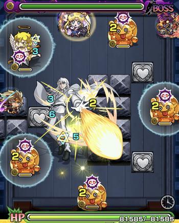 クンツァイト(究極) ボス2戦目