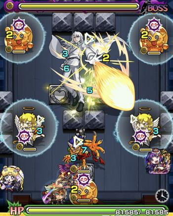 クンツァイト(究極) ボス3戦目