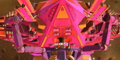 """【キングダムハーツ3(KH3)】オメガマキナの攻略とおすすめグミシップ"""""""