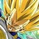 [修行で得た新しいパワー]超ベジータ