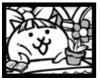 窓辺の乙女ネコ