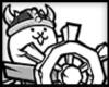 古代軍船ガレーズ