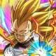 [奮起する王子]超サイヤ人3ベジータ(ゼノ)