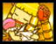 ひたすら眠れるケリの美女