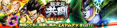 超次元共闘【超戦士の闘い】