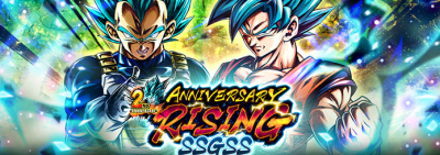 2ND ANNIVERSARY RISING SSGSSガチャ