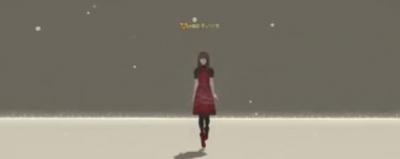 希望ノ砲台:「塔」赤い少女