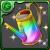 虹のジョウロ