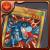 砦を守る翼竜のカード